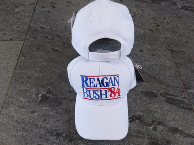 REAGAN BUSH '84 RETRO VINTAGE CAP