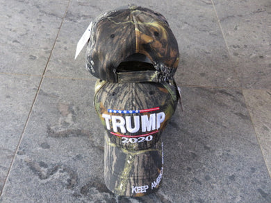 *IN STOCK*  Trump 2020 Six Stars Camo  - Cap