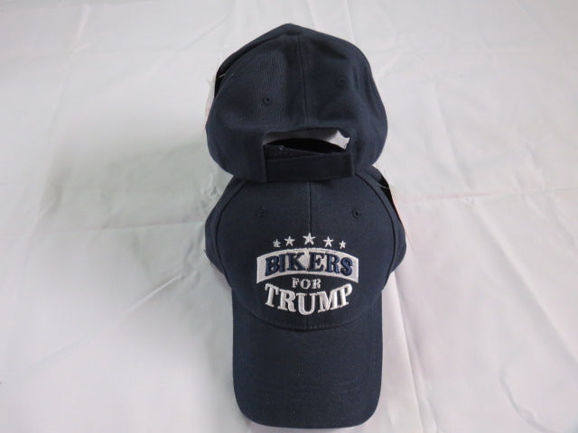 Bikers For Trump Navy - Cap
