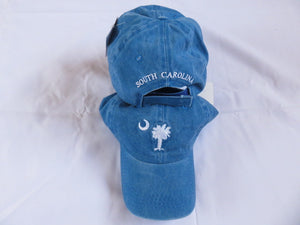 South Carolina Faded Blue - Cap
