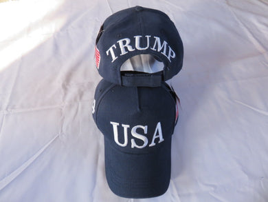 Trump USA Navy Cap