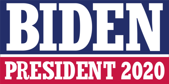 3'X5' 100D  BIDEN PRESIDENT FLAG DBL SIDED