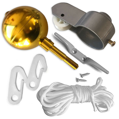 FLAGPOLE REPAIR KIT FLAG POLE PARTS