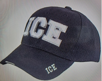 *IN STOCK* Black Ice  - Cap