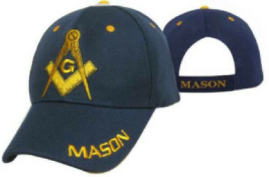 *IN STOCK*  Shadow Mason Navy - Cap