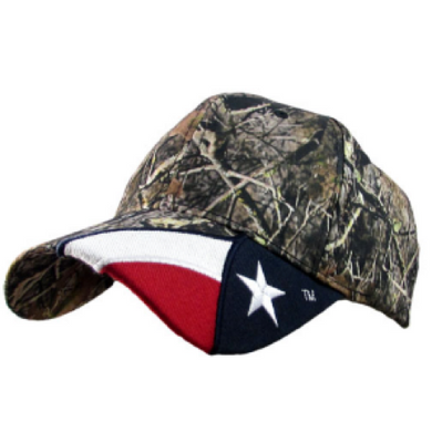 *IN STOCK*  Texas Camo  - Cap