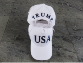Trump USA White - Cap