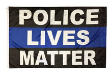 Police Lives Matter 3'X5' Rough Tex® 150D Nylon