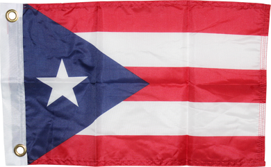 Poly Flag - 12x18 Puerto Rico