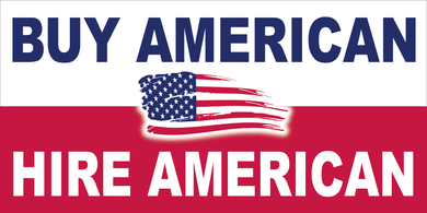 BUY AMERICAN HIRE AMERICAN PRO USA BUMPER STICKERS PACK OF 50 WHOLESALE