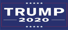 12 TRUMP VII 3'X5' 150D NYLON OFFICIAL FLAG 2020 BLUE FLAGS BY THE DOZEN WHOLESALE PER DESIGN!