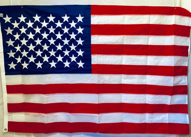 USA 4'X6' Rough Tex® Nylon 300D Flag