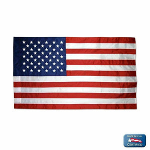 3x5 Embroidered Sewn State South Carolina Sleeve 600D 2ply Nylon Flag 3/'x5/'