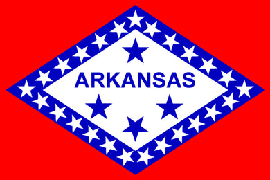 Arkansas Flag 3x5ft 100D