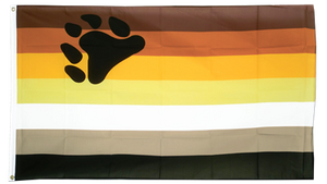 Bear Pride 3'x5' polyester