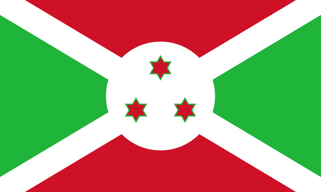 Burundi Flag 3x5ft Poly