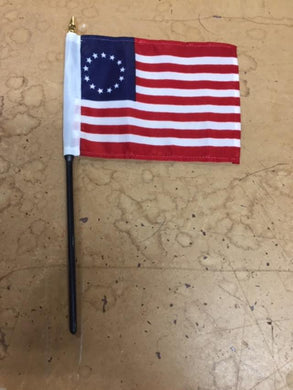 12 4x6 Inches American Betsy Ross Flags 10