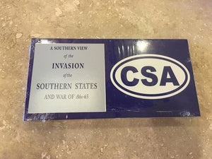 CSA Bumper Sticker