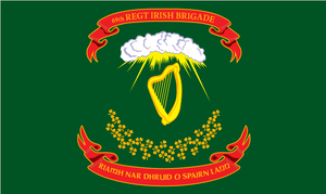 69th Irish Brigade 3'X5' Flag Rough Tex® 100D