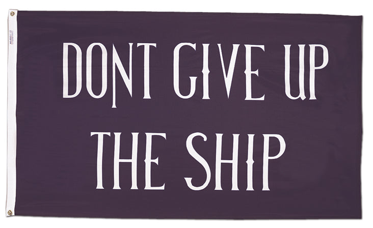 COMMODORE PERRY FLAG 3X5 polyester
