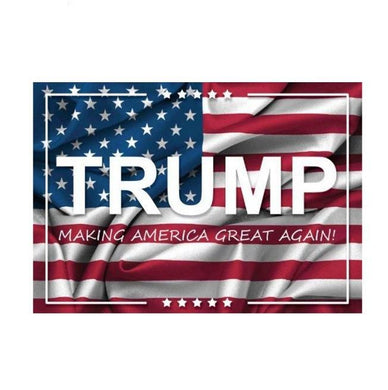Trump Making America Great Again! M A G A USA 3'X5' Flag Rough Tex® 68D Nylon