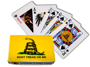 Gadsden Playing Cards