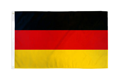 Germany Flag 3x5ft Nylon 210D