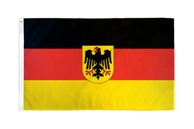 Germany State Eagle Flag 3x5ft Nylon 210D