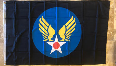 US Army Air Corps Hap Arnold Wings (Old Air Force) 3x5 Feet Rough Tex ® 100D Flags