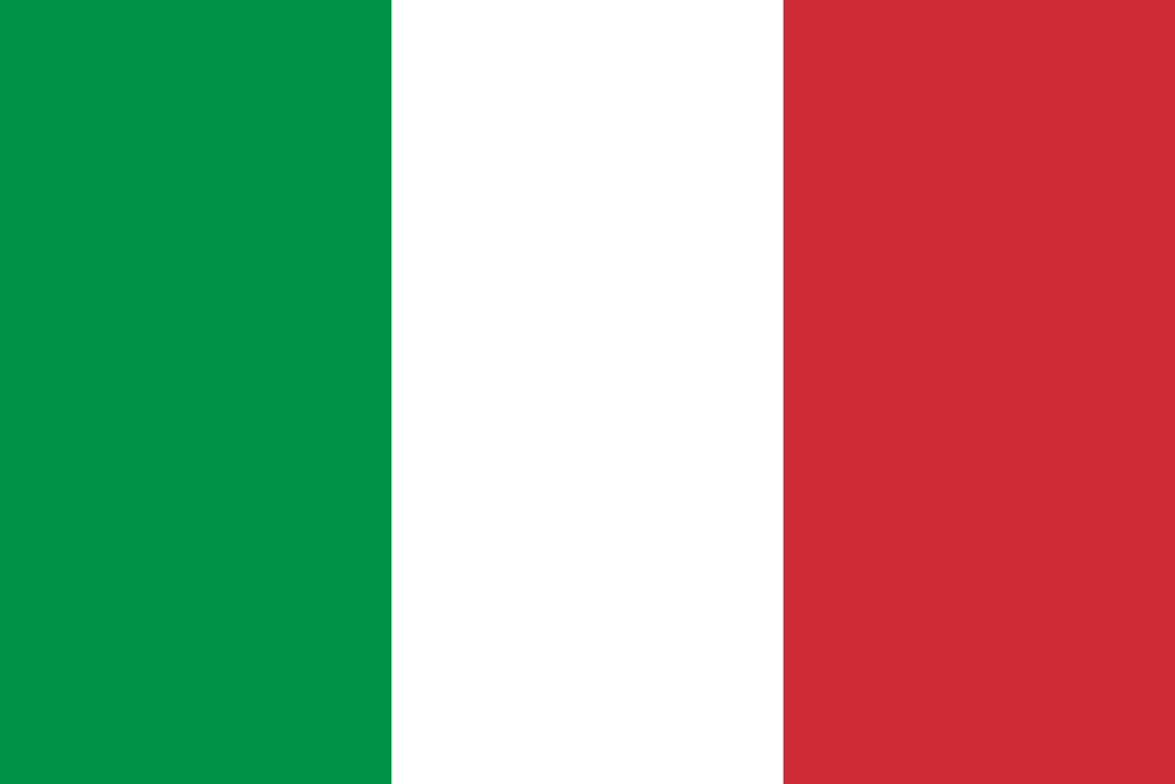 Italy Flag 3x5ft Poly