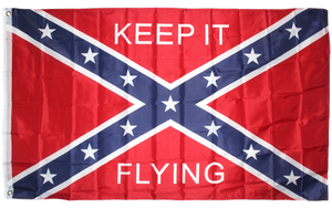 Keep It Flying 3'x5' polyester