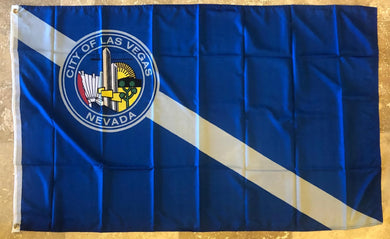 Las Vegas, Nevada 3x5 Feet Rough Tex ® 100D Flags