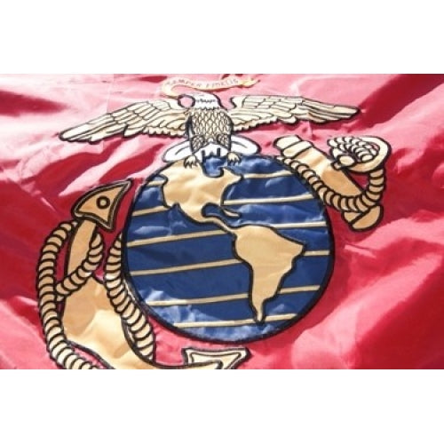 US Marines Flags 3x5ft Nylon 210D Double-Sided embroidered USMC US MARINE CORPS