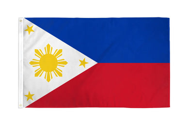 Philippines Flag 3x5ft Nylon 210D