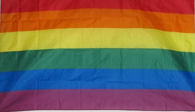 96 Rainbow Flag 3x5ft economy flags