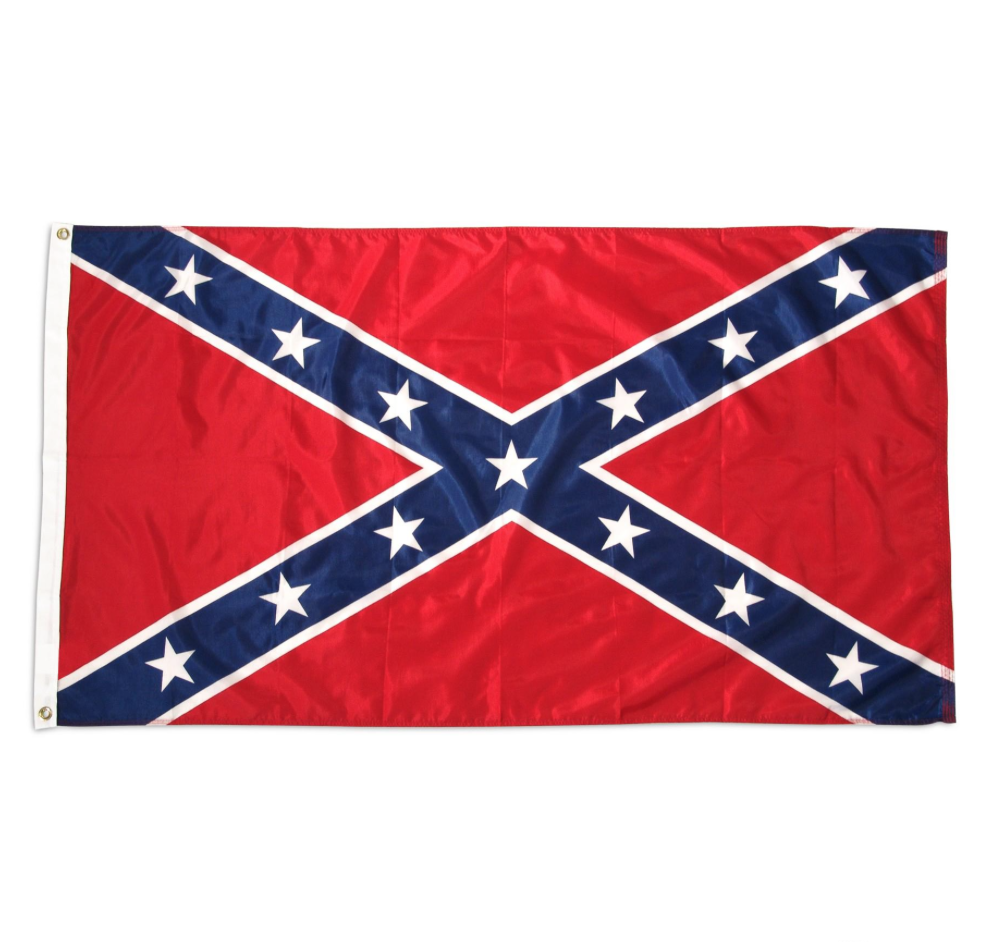 REBEL 12X18' 550/600D BATTLE FLAG