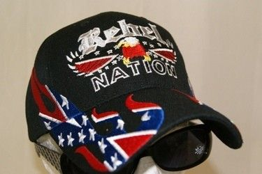 Rebel Nation Cap