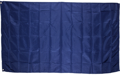 Solid Traditional Royal Blue Flag 3x5ft 100D