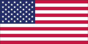USA Flag -  Bumper Sticker