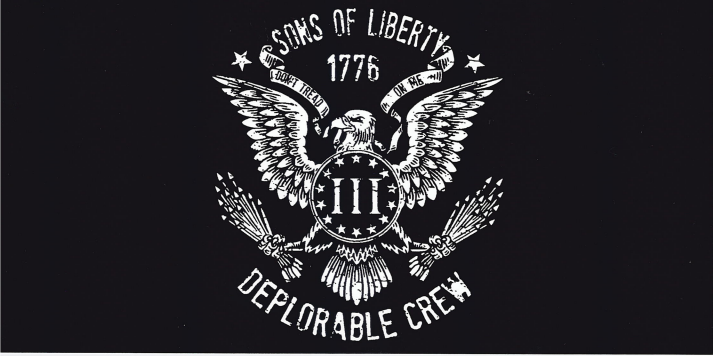 Sons of Liberty Bumper Sticker