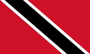 Trinidad And Tobago Flag 3x5ft Poly