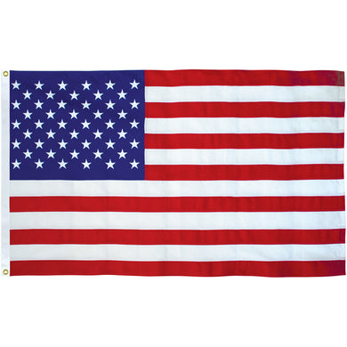 12 USA Flag 3x5ft Cotton FLAGS BY THE DOZEN WHOLESALE PER DESIGN!