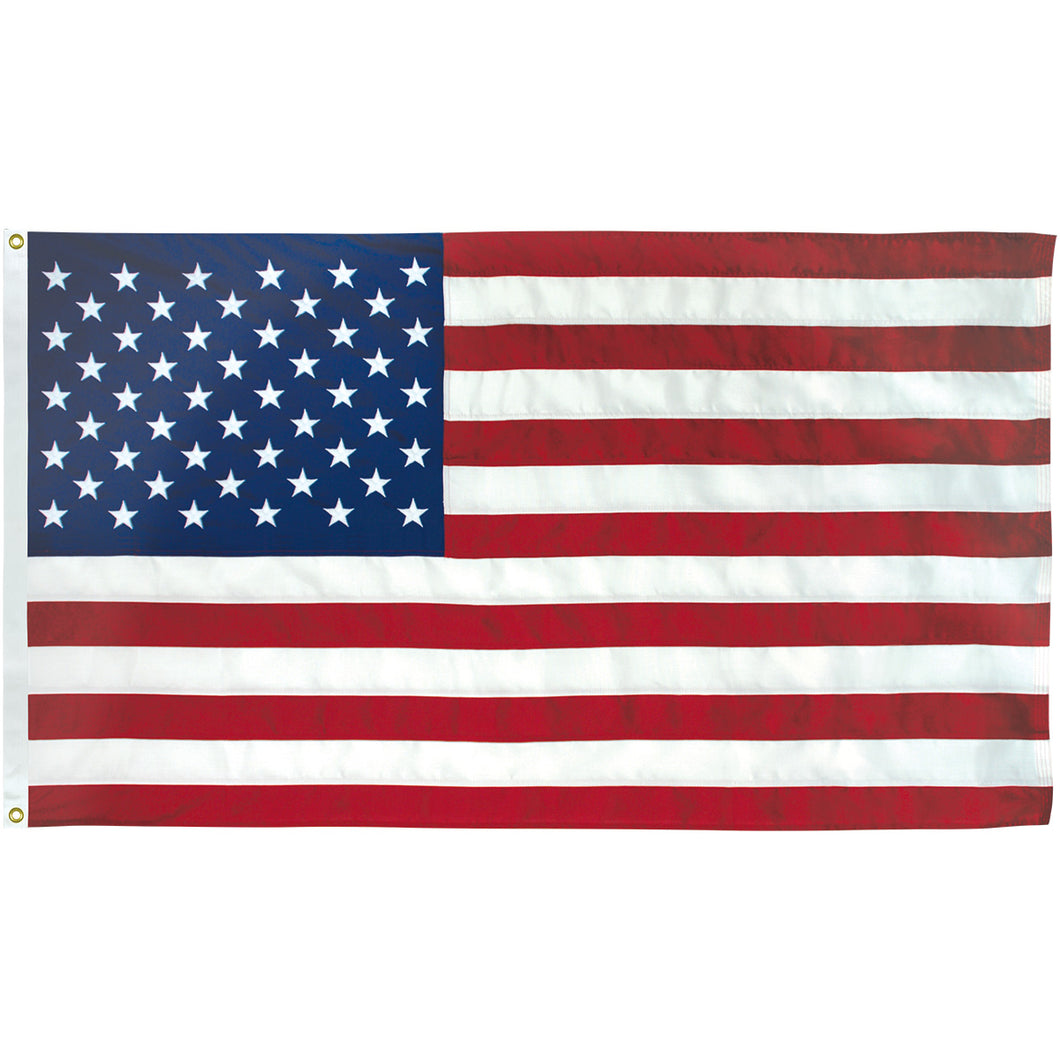 USA Flag 2x3ft Poly