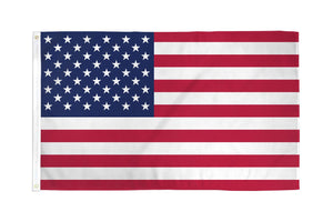 144 USA FLAGS 3X5 68D