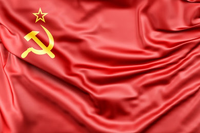 USSR SOVIET UNION 3'X5' FLAGS SOLD BY THE DOZEN