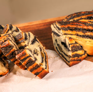 Poppy Seeds Babka Crunch