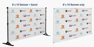 Step and Repeat Stand