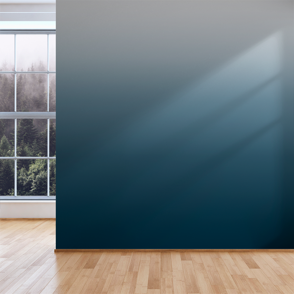 3 Color Ombré - Dusk - Trendy Custom Wallpaper | Contemporary Wallpaper Designs | The Detroit Wallpaper Co.