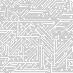 Circuit Board - VC - The Detroit Wallpaper Co.