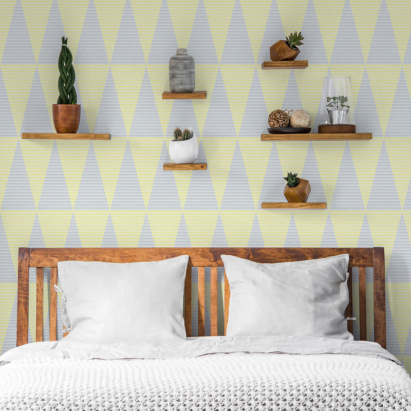 Isolove - Denver - Trendy Custom Wallpaper | Contemporary Wallpaper Designs | The Detroit Wallpaper Co.
